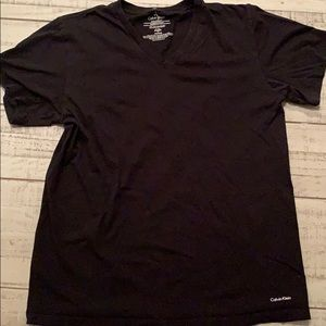Black Calvin Klein shirt size medium